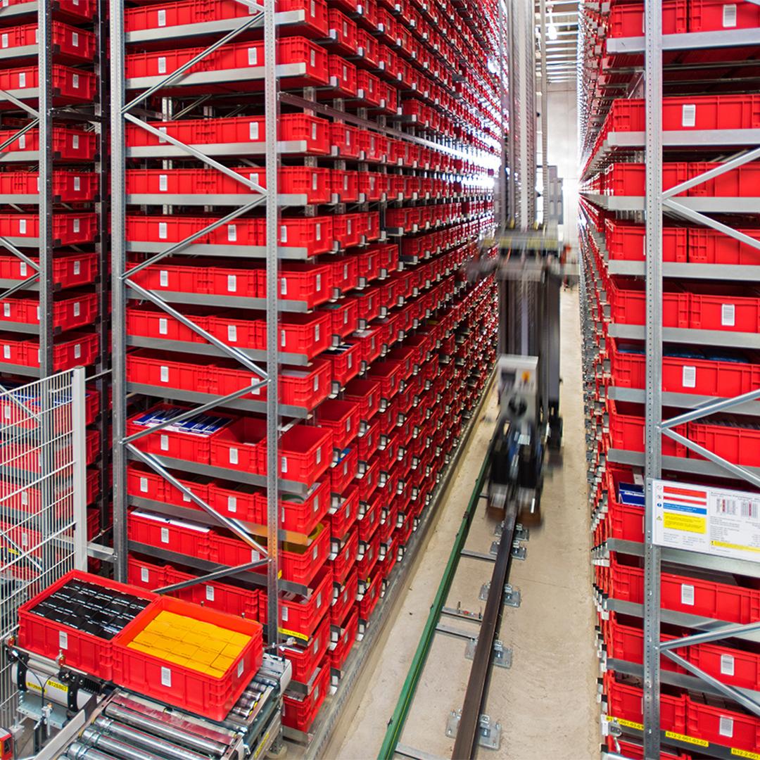 Logistik Lagerplätze